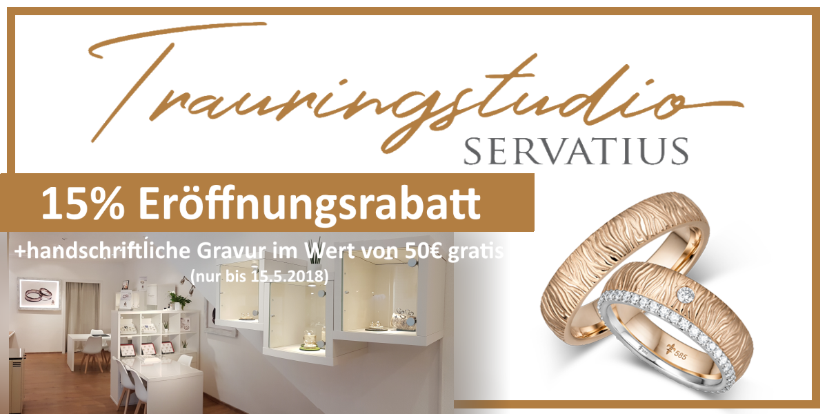 Trauringstudio Servatius Bad Kissingen