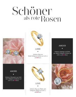 Solitaire Uhren Schmuck Servatius Bad Kissingen